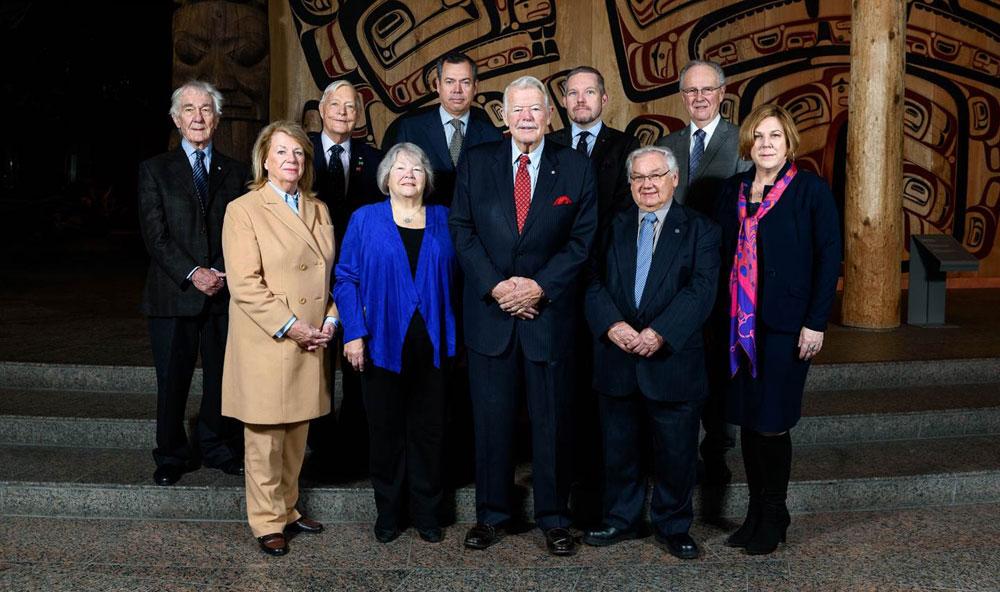 Le Conseil d'administration du Musée