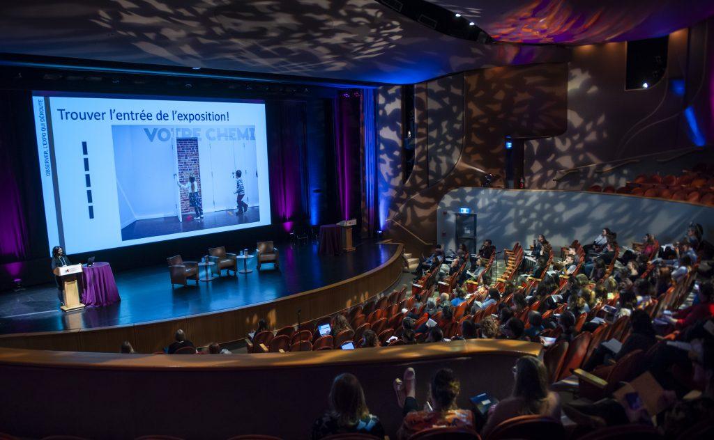 Symposium sur l'apprentissage familial, l'inclusion et l'importance du jeu dans les musées