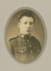 Soldat Hubert Maurice Bolam