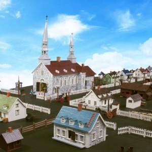 Village en miniature de Saint-Jean-Port-Joli