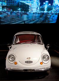 La Subaru 360 « la coccinelle »