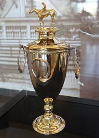 La coupe d'or du Kentucky Derby 1964