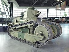 M1917 après la conservation