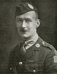 Lieutenant-Colonel Robert Shankland