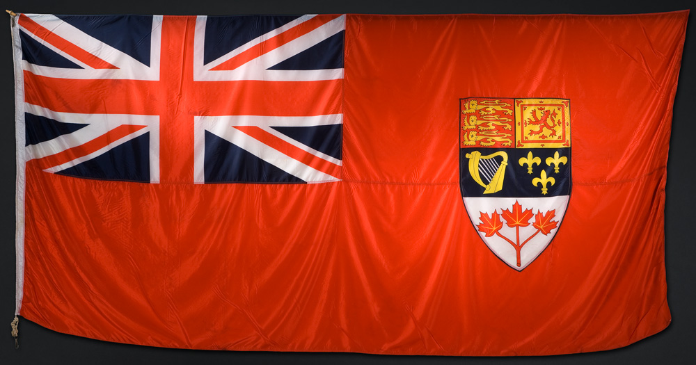 Le Red Ensign