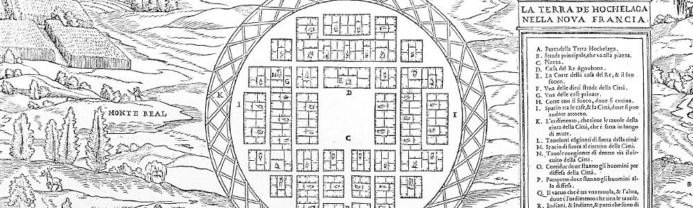 Plan de Hochelaga (île de Montréal)