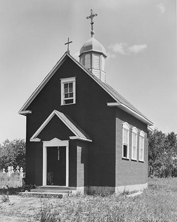 L'église Saint-Onuphrius