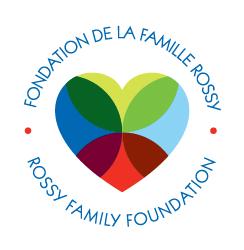 Logo de la fondation de la Famille Rossy