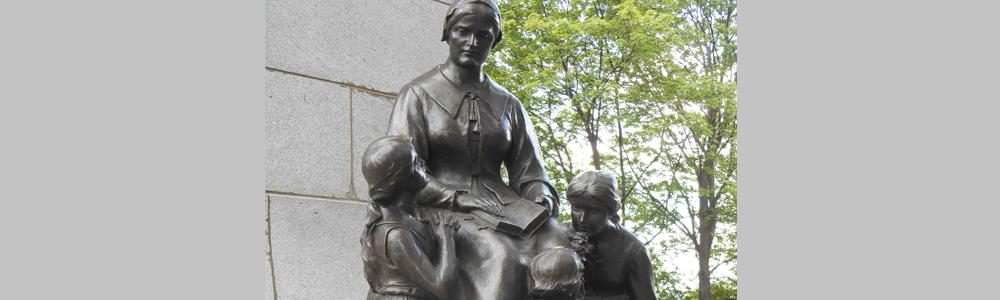 Monument Louis-Hébert, ville de Québec