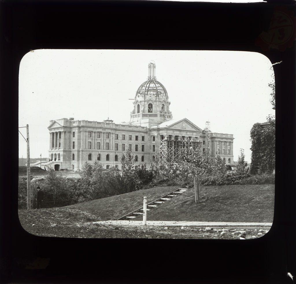 Bâtiment législatif de l'Alberta