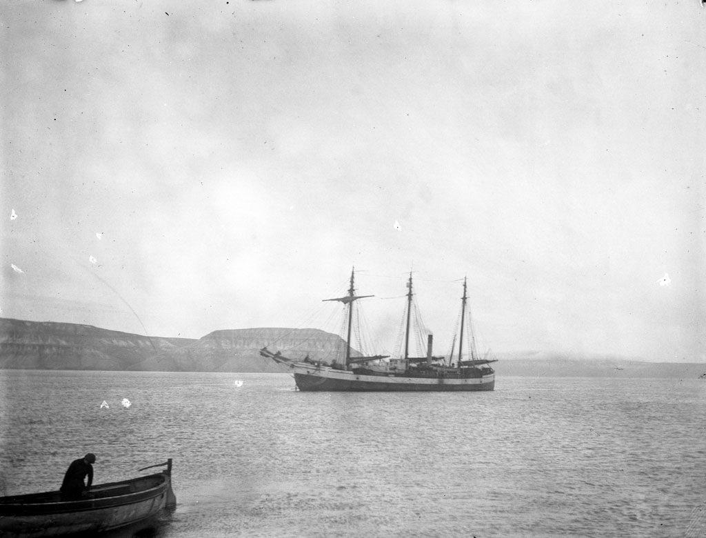 """Le navire C.G.S """"Arctic"""""""