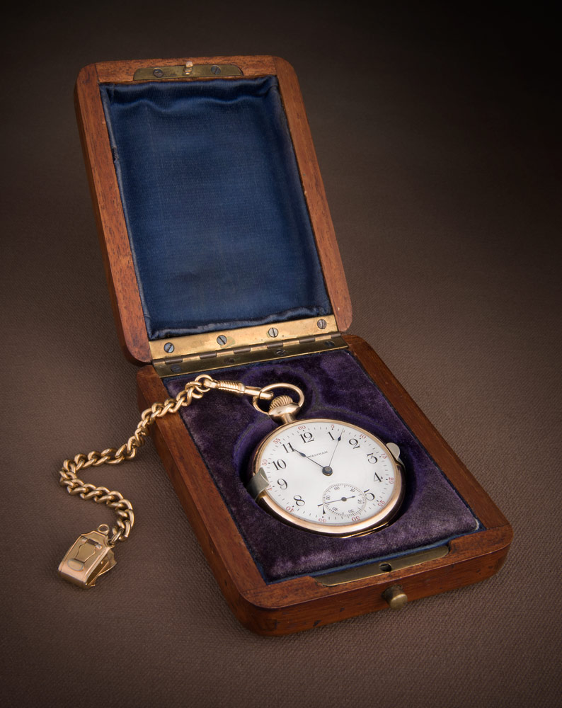 Montre de poche de James Roué