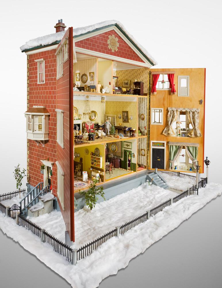 Maison de poupées Forster