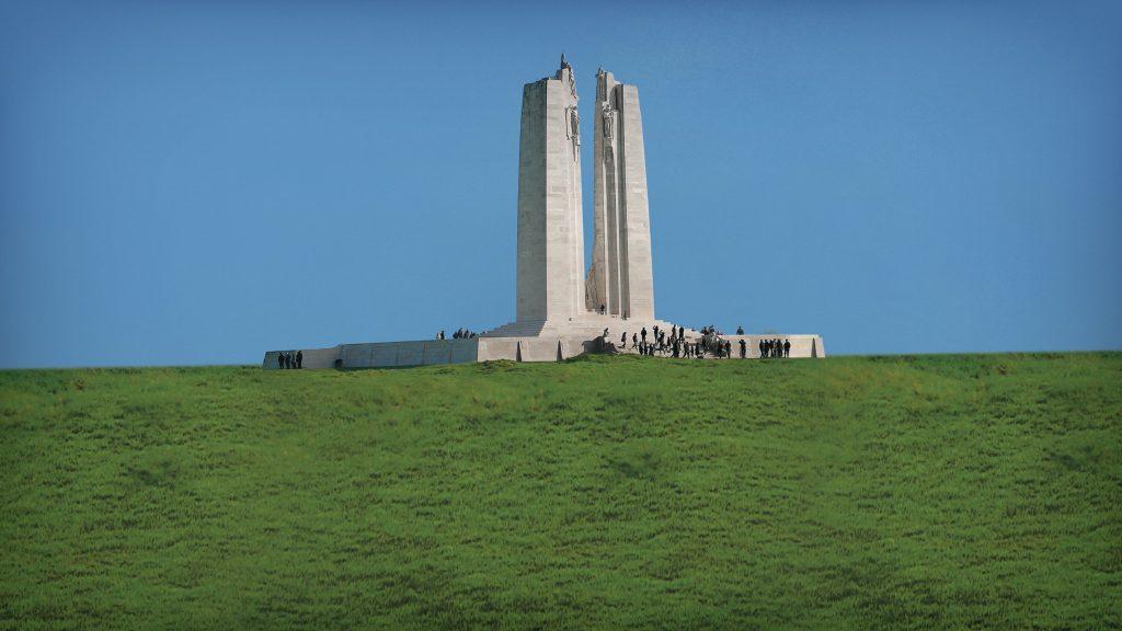 Mémorial à Vimy