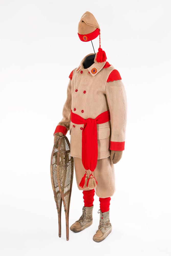 Costume du Ottawa SnowshoeClub