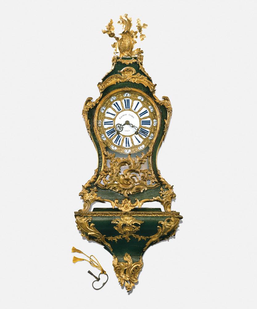 Horloge du XVIIIesiècle