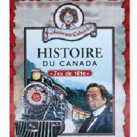 Professeure Caboche - Histoire du Canada
