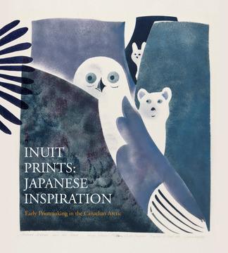 Inuit Prints: Japanese Inspiration