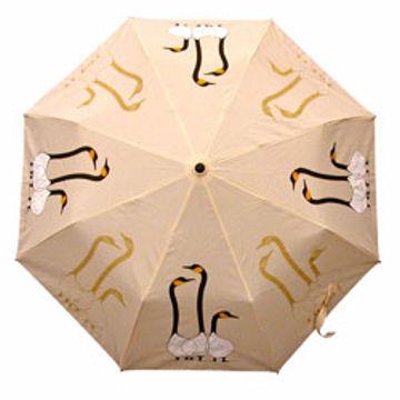 Benjamin Chee Chee Umbrella - Friends:: Parapluie Benjamin Chee Chee - Friends