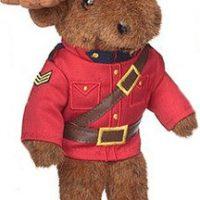 Sergeant bullmoose 8'':: Orignal aux couleurs de la GRC 8''