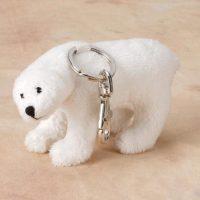 Polar bear keychain:: Ours polaire, le porte-cl