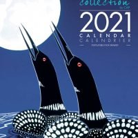 2021 Wall Calendar with Rick Beaver Artworks
