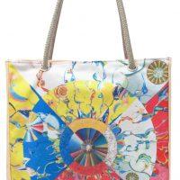 Alex Janvier Morning Star Eco Bag