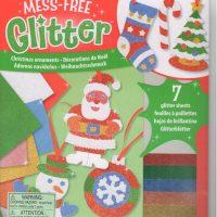 Mess Free Glitter Activity Set