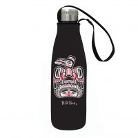 Bill Reid Water Bottle - Children of the Raven