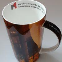 Canadian Museum of History Fine Bone China Mug