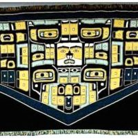 Chilkat Blanket:: Couverture chilkat