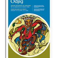 Daphne Odjig Poster:: Affiche Daphne Odjig