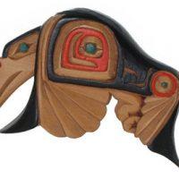 Hummingbird Brooch by Artie George:: Le colibri sur broche par Artie George
