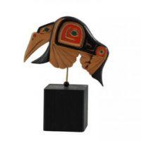 Hummingbird collectable by Artie George:: Le colibri de collection par Artie George