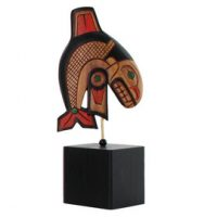 Killer Whale collectable by Artie George:: L'