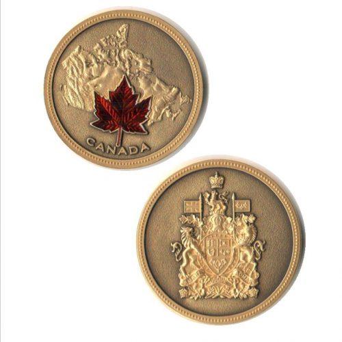 Canada confederation commemoration