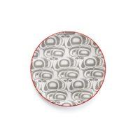Porcelain Art Plate