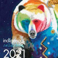 2021 Wall Calendar with John Balloue Artworks