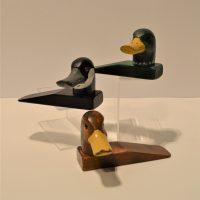 Wege door stop - wild ducks