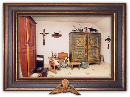 La maison nettie covey sharpe chambre - Histoire des arts la chambre des officiers ...