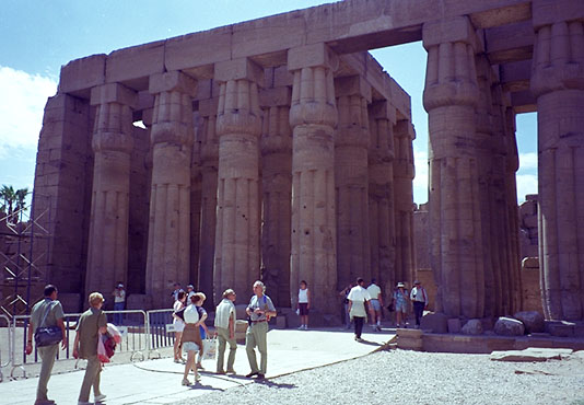 Egyptian civilization Architecture Temples