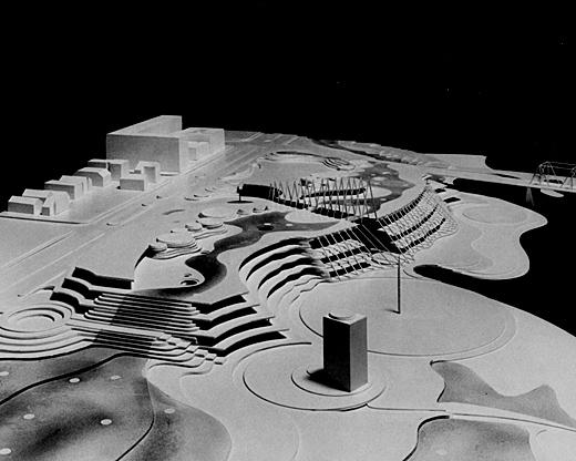 Tourn e architecturale la vision de for Movement architecture concept