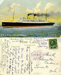 Civilization ca - A Chronology of Canadian Postal History