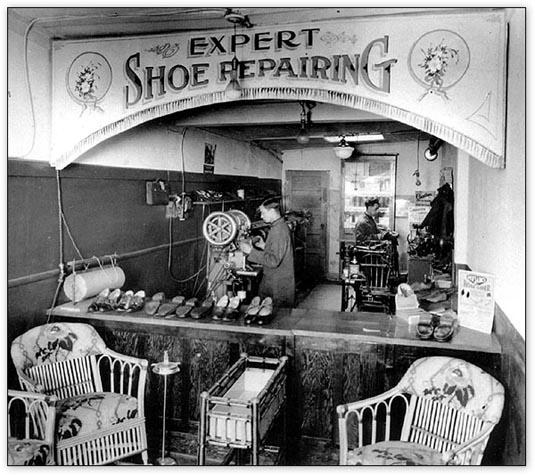 Cmc Shoe Repair