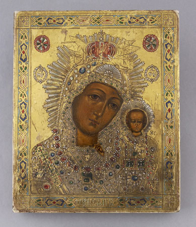 Icone Religieuse civilisations.ca - À la croisée des cultures - icône religieuse