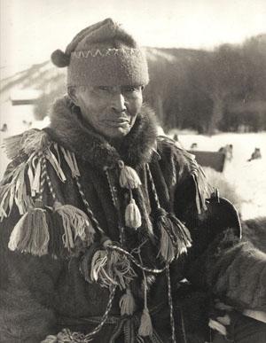 Andrew Kunnizzi (Ganiizhii)