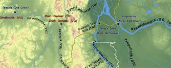 Territoires du Nord-Ouest et Yukon (Carte 2)