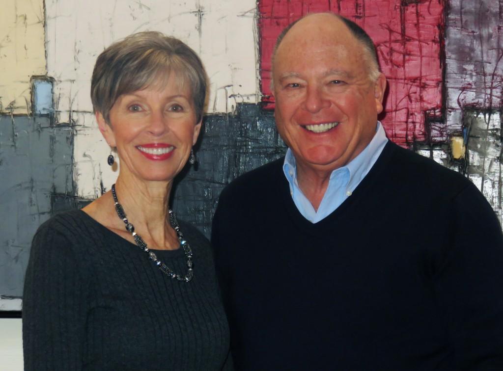 Heather and John Harbinson