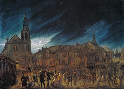 Le choléra à Québec