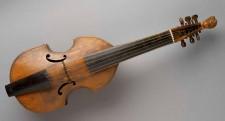 Dessus de viole, vers 1700